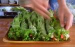 Veggie wraps