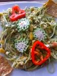 Wlld food medley, pad Thai sauce