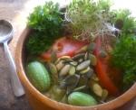 Ultimo gazpacho soup