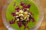 Super green soup